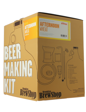 Brooklyn Brew Kit Afternoon Wheat
