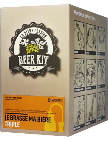 Beer Kit, produco una tripel!