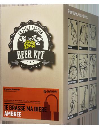 Beer Kit, produco una birra ambrata