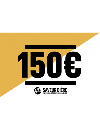 Cadeaucheque 150 euro speciaalbier online kopen hopt for Ohrensessel 150 euro