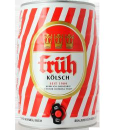 Früh Kölsch 5 liter fust