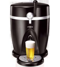 Princess Beer Tap & Cooler