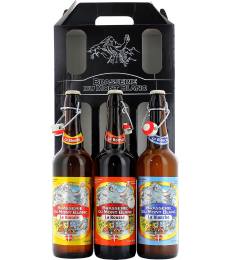 Coffret Mont Blanc (3 bouteilles 75cL)