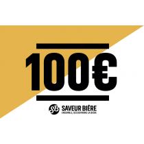 Coupon regalo 100 euro