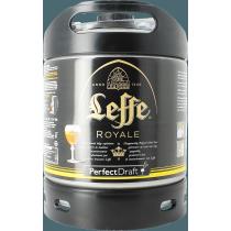 Fût 6L Leffe Royale