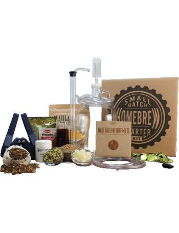 kit di brassage Northern Brewer Caribou Slobber Brown
