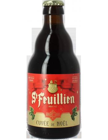 St Feuillien de Noël - 33 cl