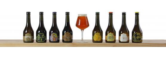 Assotiment Birra Del Borgo