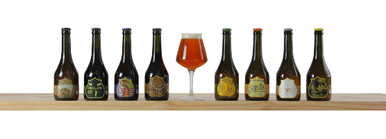 Assortiment Birra Del Borgo