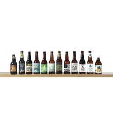 Assortiment Mondial de la Bière
