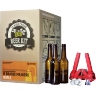 Beer Kit completo, fermento una triple