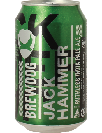 Brewdog Jack Hammer - Canette