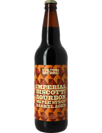 Evil Twin Imperial Biscotti Bourbon Maple Syrup Barrel Aged