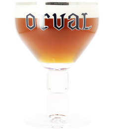 Orval-glas