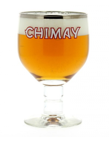 Verre bi re chimay 33cl bi res trappistes chimay - Verre a biere 33cl ...