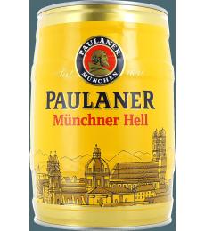 Fût 5L Paulaner Orig Münchner Hell