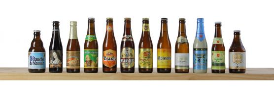 Cofanetto I grandi produttori del Belgio
