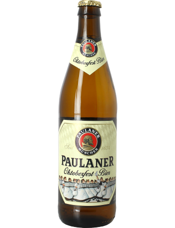 Paulanner Oktoberfest Bier