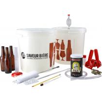 Kit de brassage complet bière blonde pils