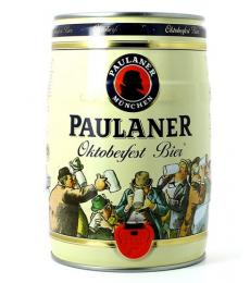 Fût 5L Paulaner Oktoberfest