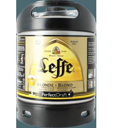Fust 6L Leffe blond Perfect Draft