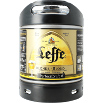 Fust 6L Leffe blond Perfect Draft