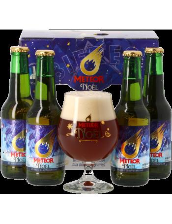 Confezione Regalo birra di Natale Meteor - HOPT.IT