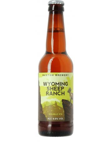 Buxton Wyoming Sheep Ranch