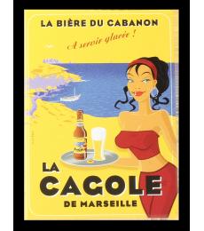 Magnet La Cagole