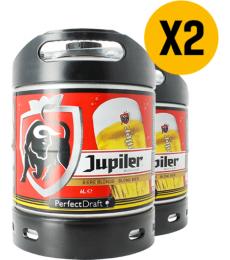 2 x Fusten 6L Jupiler Perfect Draft