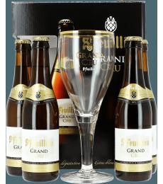Coffret St Feuillien Grand Cru