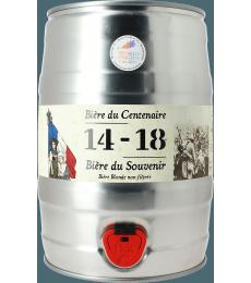 fusto 5L Bière du Centenaire