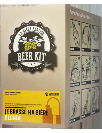 Beer Kit, je brasse une pils blonde !