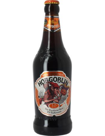 Halloween Bier.Hobgoblin Unofficial Beer Of Halloween Meta Title