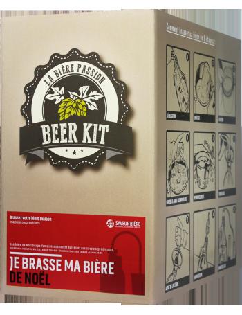 Beer Kit, je brasse une bière de Noël