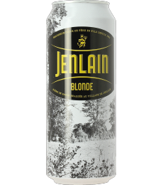 Jenlain Blonde 50 cl blik