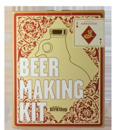 Beer Brouwpakket Sorachi Ace Brooklyn Brewery Collaboration